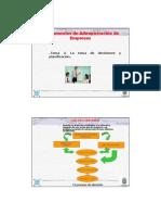 Tema 4.1 Toma de Decisiones y Planificacion