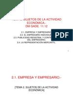 DM - TEMA 2