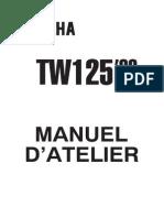 TW125 Manuel d'atelier