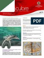 Noticias Cientificas y Culturales UCM 4 Al 21 Feb 2013
