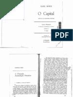 09 - MARX, K. - O capital cap.XXIV - A chamada acomulação primitiva (8 cps)