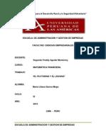 ULA-TRABAJO DE INVESTIGACIÓN - MAT. FINANCIERAS