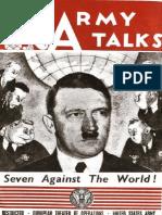 Army Talks ~ 07/26/44