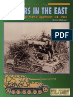 [Concord] [Armor at War 7015] Panzers in the East (1) the Years of Aggression 1941-1943 (1999)