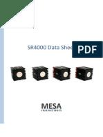 SR4000 Data Sheet