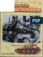 [Concord] [Armor at War 7021] Armor of the Deutsches Afrikakorps (2000)