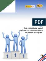 Guia metodologica para el diseño de manuales descriptivos de puestos municipales