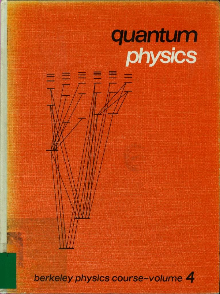 berkeley physics course volume 1 pdf free download
