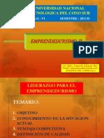 Emprendedores II