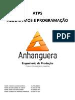 ATPS Algoritmos