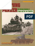 [Concord] [Armor at War 7041] Achtung Panzer. the German Invasion of France and the Low Countries