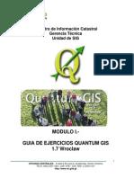 MODULO I Guia de Ejercicios Quantum Gis