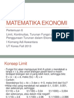 ESPA4122 Matematika Ekonomi Modul 7&8.ppt