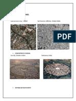 Tipologias de Estructuras Urbanas