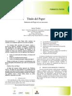 02 Formato Paper