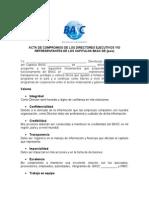 Acuerdo Directores Basc