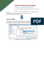 Compartilhamento de Internet Linux Com Windows