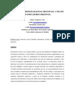 Medicion Bienestar Social Indicadores-Coro C