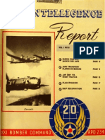 Air Intelligence Report - 12 Apr 1945
