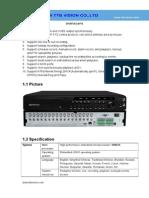 DVR5616FS