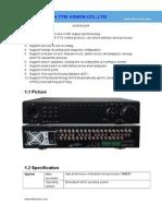 DVR5616HF
