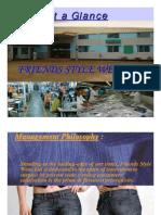 Friends Style Wear Ltd Profile