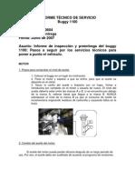 20070605 - Informe Montaje y Revision