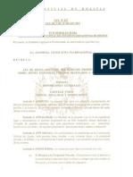 LEY N° 247 REGULARIZACION DE DERECHO PROPIETARIO