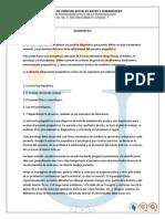 Lectura Reconocimiento Unidad 1 2013-2