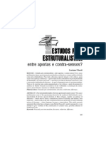 Estudos pós-estruturalistas - entre aporias e contra-sensos