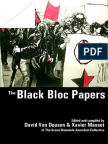 The Black Bloc Pappers [David Van Deusen and Xaviar Massot (Editors)]