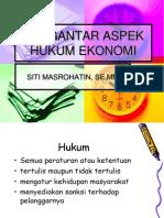 Aspek Hkm Ekonomi