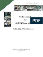 MDVR-Ceiba Video Management Software User Manual