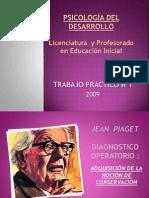 Diagnostico Operatorio Piaget