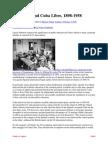 Education and Cuba Libre.docx