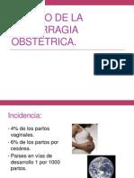 Desprendimiento Prematuro de Placenta 2