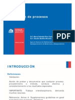 Validación de procesos productivos (MSR y CBM)