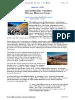 American Himalaya Foundation Mustang Thubchen Gompa