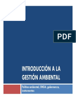 Ppt Gestion Ambiental Peru