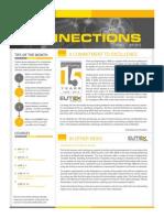 EUTEX International - Newsletter April 2013