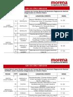 GIRA AMLO Distrito Federal 23 27 Septiembre