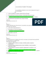 Act. 3 Reconocimiento Unidad 1 - Psicologia [UNAD]