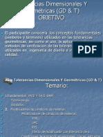 Presentacion GD & T