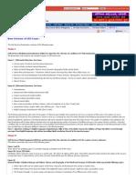 IAS Exam Pattern 2013, New Scheme for Civil Services Exam, Change in IAS Exam Pattern