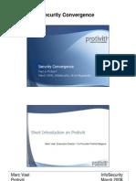 Protiviti_Security Convergence (March 2008)