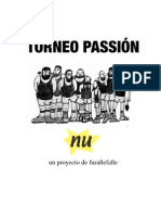 Torneo Passión _Proyecto