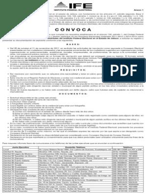 Consejosdistritales Jal Convocatoria Toma De Decisiones