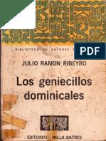 Los Geniecillos Dominicales Julio Ramon Ribeyro 1965