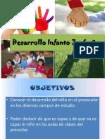 desarrollo infantil 3 a 6 años