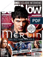 SciFi Now Magazine Issue 72, 2012